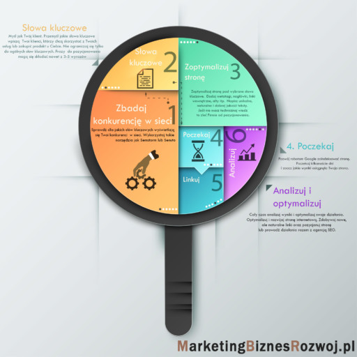 Jak wypozycjonować stronę [infografika]